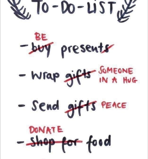 Top 10 Tip for a Merry Healthy Christmas!