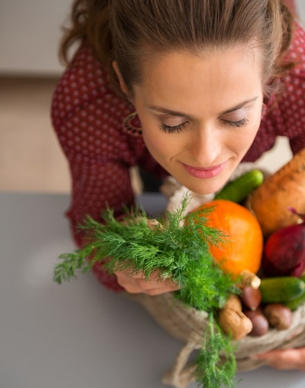 Healthy Eating - Restoring Sense of Smell - Right Food 4U