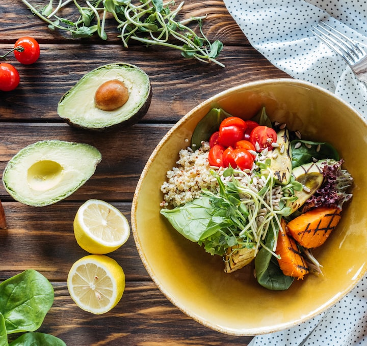 Healthy Eating - My Approach - RightFood4U