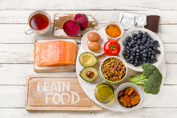 Enjoy Brain Food - Ditch the Cravings  - Nutrition Programmes - Bray Wicklow Dublin - RightFood4U