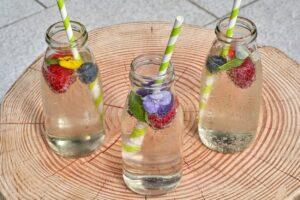 Powerscourt Springs refreshing drinks