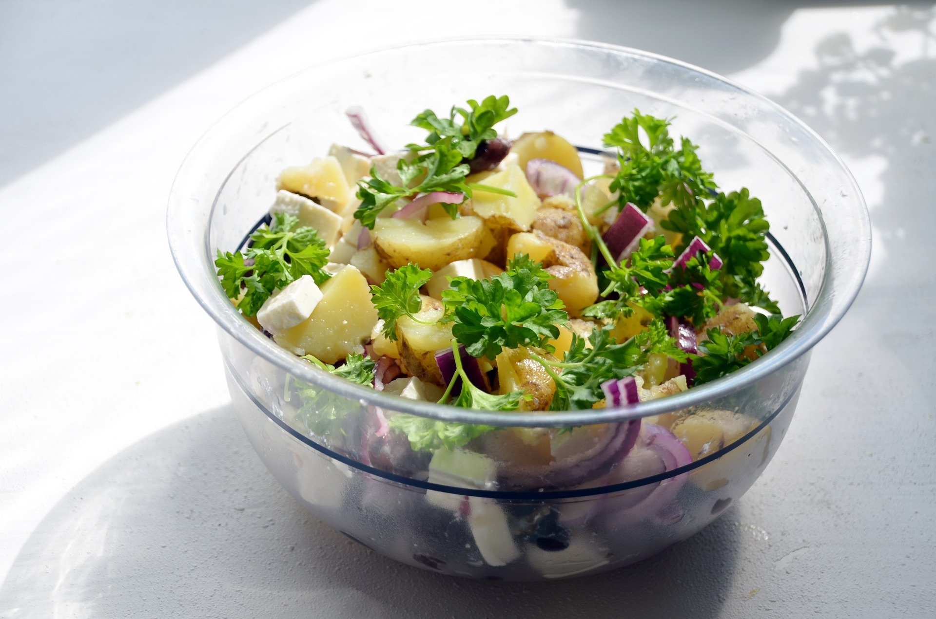 cold potato resistant starch